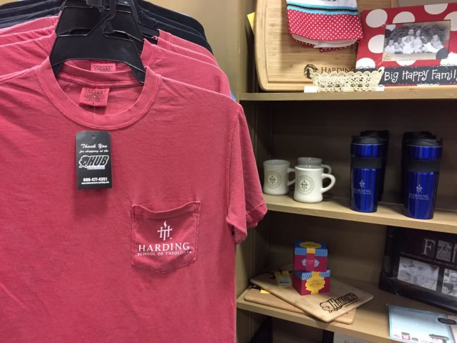 HST Merchandise is now available in Searcy!